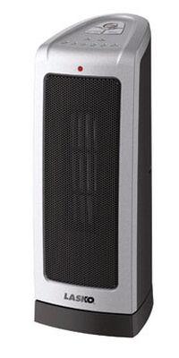 Lasko Electric Ceramic Thermostat Heater Black