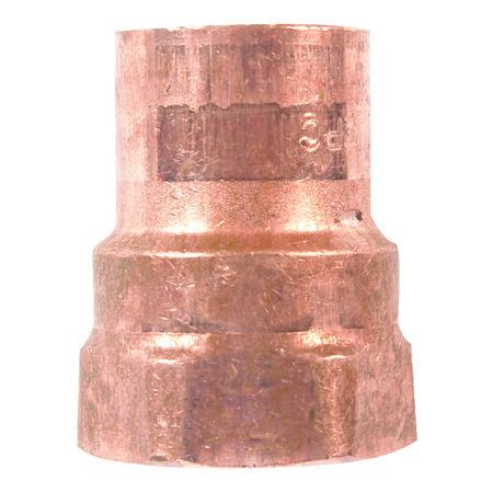 Elkhart 3/4 in. Dia. x 3/4 in. Dia. Copper To FIP Copper Pipe Adapter