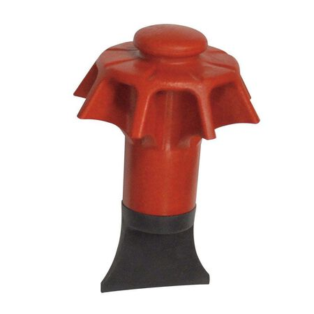 Danco Disposal Genie with Microban Red
