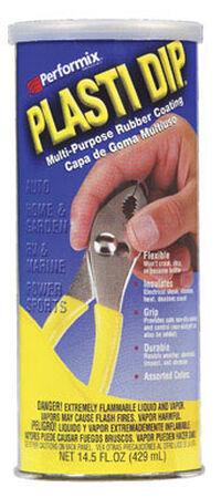 Plasti Dip Rubber Coating 14.5 oz. Black Can