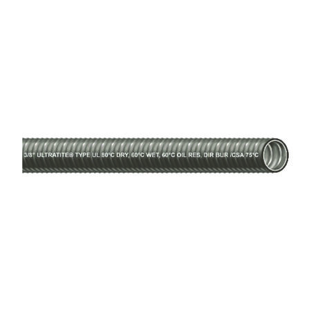 Southwire 3/4 in. Dia. x 100 ft. L Flexible Electrical Conduit LFMC PVC - Sold By the Foot