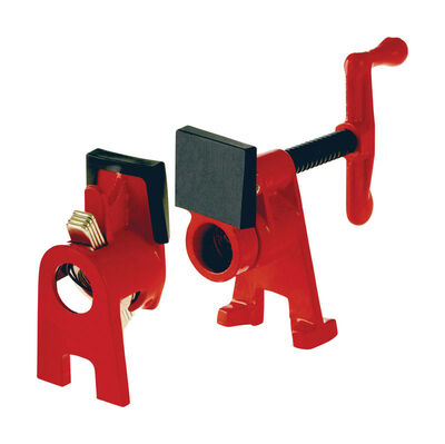 Bessey Pipe Clamp 1/2 in. L 1 pk