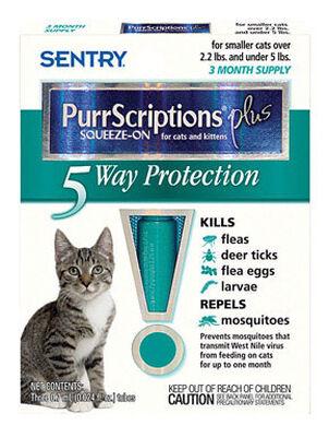 Sentry Prescriptions Plus Flea Treatment