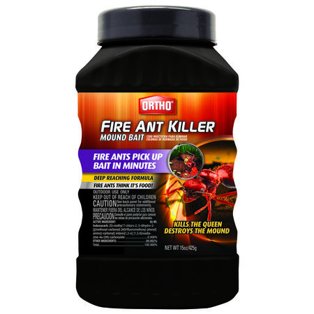 Ortho Granular Fire Ant Killer Mound Bait 15 oz.
