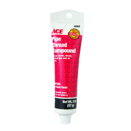 Ace 2 oz. 2 in. W Pipe Thread Compound