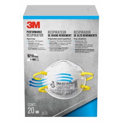 3M Particulate Respirator 20 pk