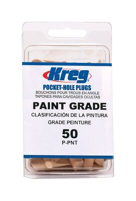 Kreg For Wood Laminated Surface Wood Plugs 1 count
