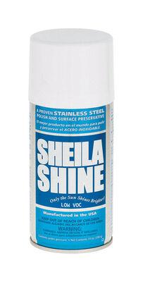Sheila Shine 10 oz. Metal Cleaner