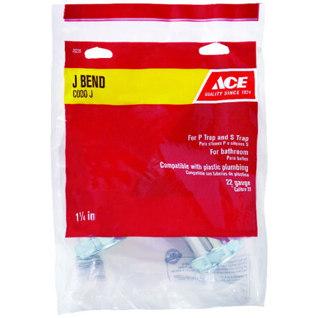 Ace 1-1/2 in. Dia. x 1-1/2 in. Dia. x 1-1/2 in. Dia. Slip To Slip To Slip Chrome Plated Brass Te
