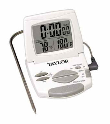 Taylor Digital Classic Digital Oven Thermometer 32 To 392