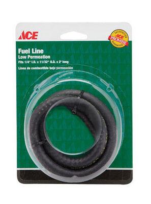 "Ace Low Permeation Fuel Line For 1/4"" I.D. x 11x32"" O.D. x 2' Long"