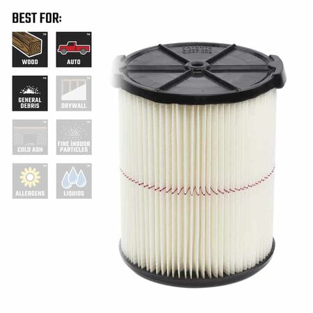 Craftsman Red Stripe Replacement Cartridge Filter 2 pc.