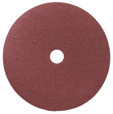3M 7 in. Dia. Fibre Discs 80 Grit Medium 1 pk