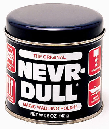 Nevr-Dull 5 oz. Metal Polish