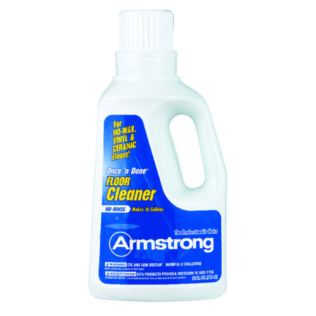 Armstrong Once'N Done 32 oz. Floor Cleaner
