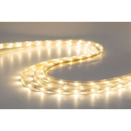 Living Accents Summer LED Flex Tape Lights Warm White 16.4 ft. 160 lights