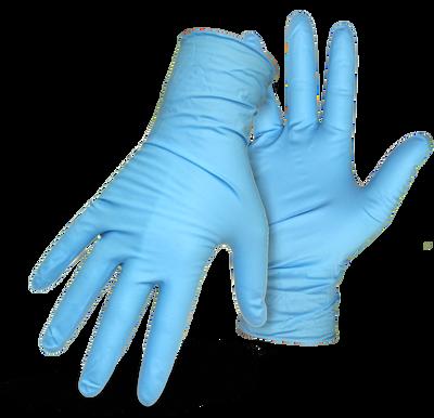W/P Glove Disposable Nitrile 1