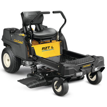 Cub Cadet RZT-L 34 in. 452 cc Single-Cylinder Dual Hydrostatic Zero Turn Riding Mower with Lap Bar Control and Headlights