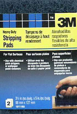 3M Stripping Pad Coarse 5 in. L 2
