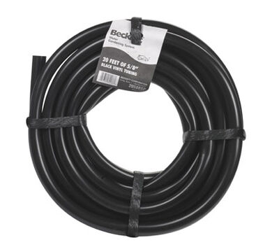 Beckett Vinyl Tubing 3/8 in. W x 20 ft. L