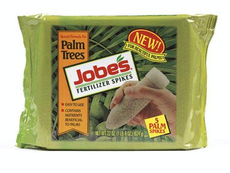 Jobe's Fertilizer Spikes For Palm Trees 5 pk