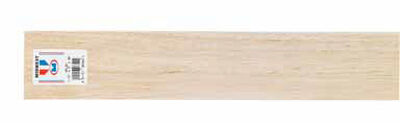 Midwest Products Balsawood Sheet 1/16 in. x 3 in. W x 3 ft. L