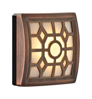 Light It LED Motion Sensor Light 3 AAA Bronze