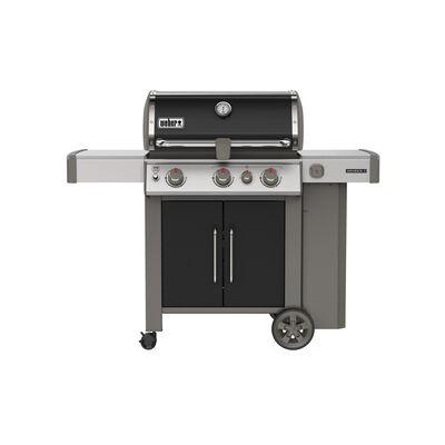 Weber Genesis II E-325 3 burners Propane Grill Black 39000 BTU