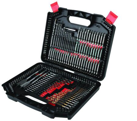 ACE 253 PC. High Speed Steel Drill and Driver Bit Set