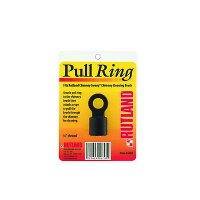Rutland Black Pull Ring