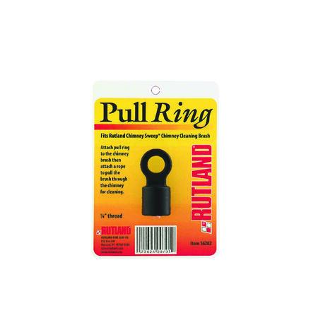 Rutland Black Pull Ring