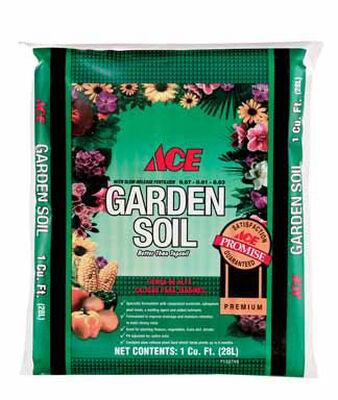 Ace Garden Soil Fertilizer Enriched