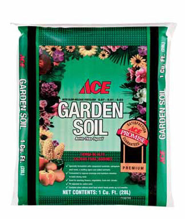 Ace Garden Soil Fertilizer Enriched