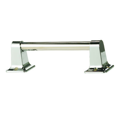 Delta Polished Chrome Grab Bar 9 in. L x 2-3/8 in. H