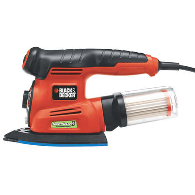 4-in-1 Multi-Sander with Smart Select(R) Technology