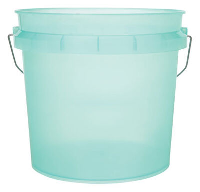 Leaktite Plastic Bucket 1 gal. Green