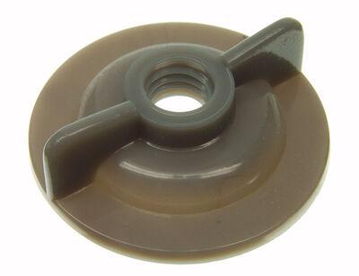 Danco Plastic Faucet Locknut 3/8 in. Dia.