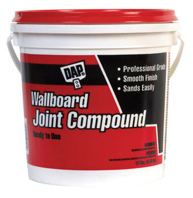 DAP All Purpose White Joint Compound 12 lb. 24 hr.