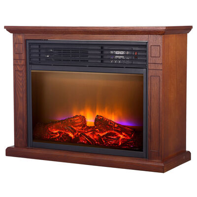 Heater Fireplace w/remote