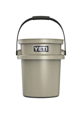 YETI LoadOut 5 gal. Bucket Desert Tan