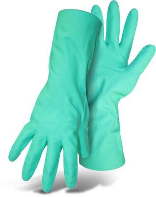 "Glove Chemical Nitrile L 13"" G"