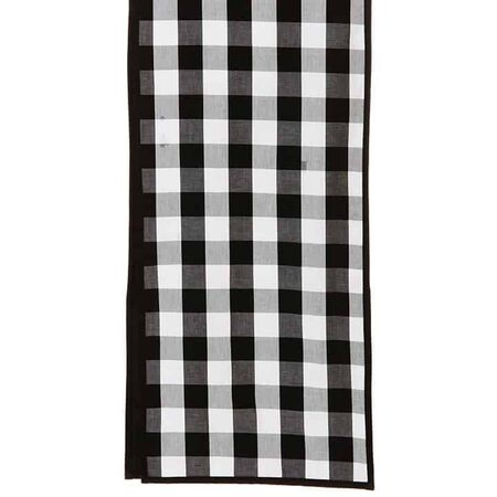 "72"" BUFFALO CHECK TABLE RUNNER"