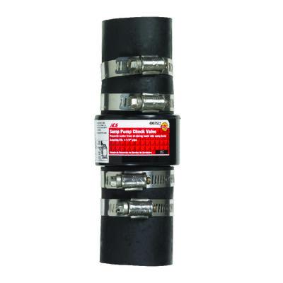 Ace 1-1/2 in. Slip X 1-1/2 in. Slip PVC Sump Pump Check Valve