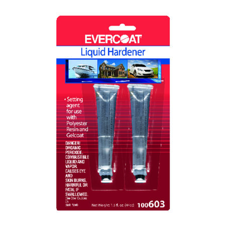 Evercoat Liquid Hardener 1-1/2 oz.
