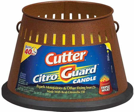 Cutter Citro Candle 3Wick