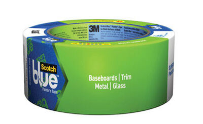 Scotch Edge Lock 1.88 in. W x 60 yd. L General Purpose Painter's Tape Medium Strength Blue 1 p