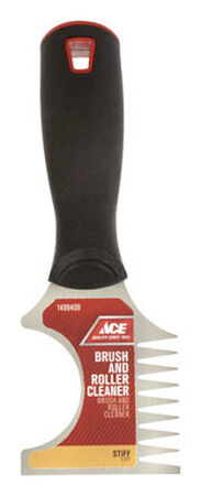 Ace Brush and Roller Cleaning Tool Steel