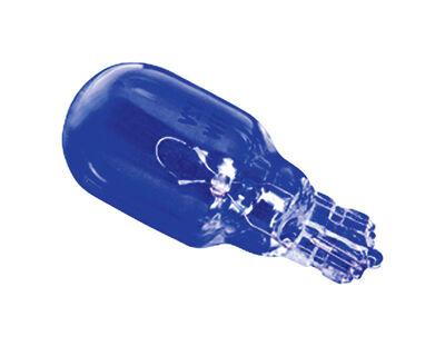 Paradise Incandescent Light Bulb 4 watts Low Voltage T5 Blue 4 pk