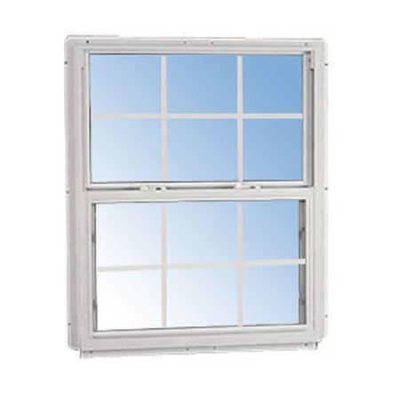 Window 2ft 8in X 4ft 4in 4/4 S96 White E-low