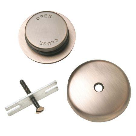 Plumb Pak Trim Kit Avalon Venetian Bronze Finish Brass Material